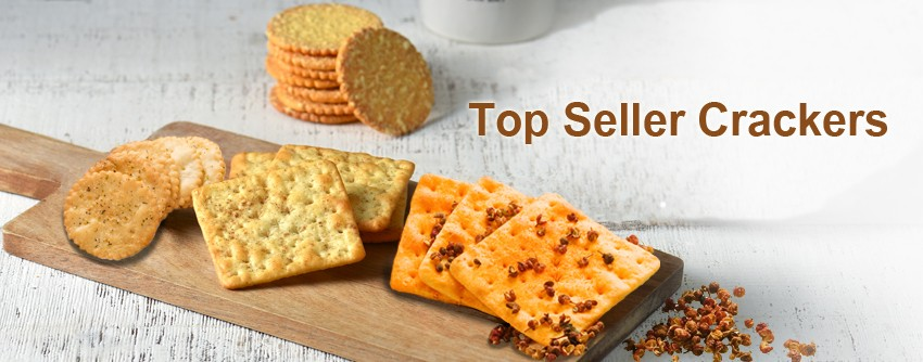 Top Seller Crackers